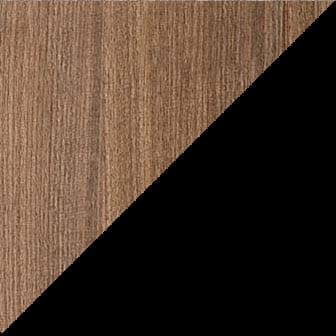 Natural Walnut / Black