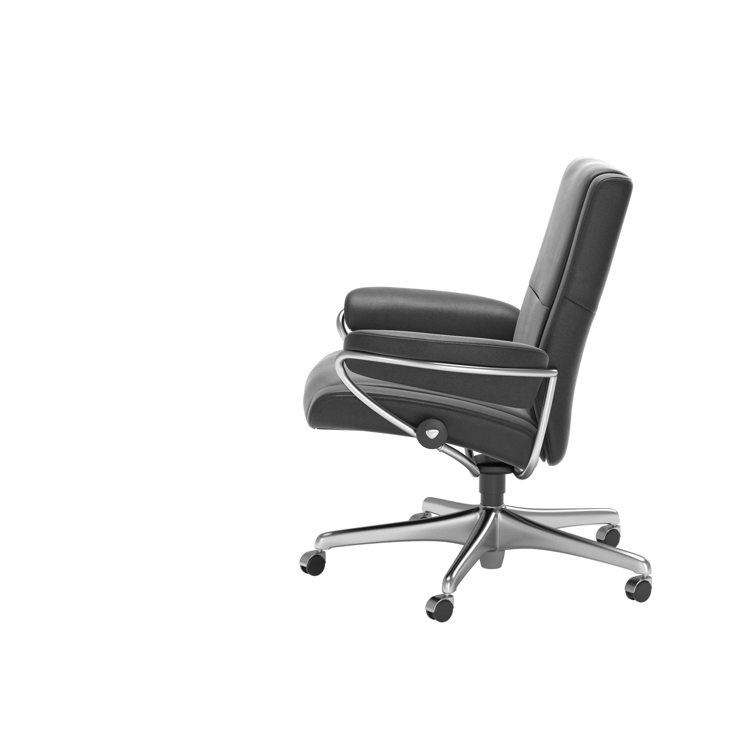 Office Chair Low Back Paris Stressless 4