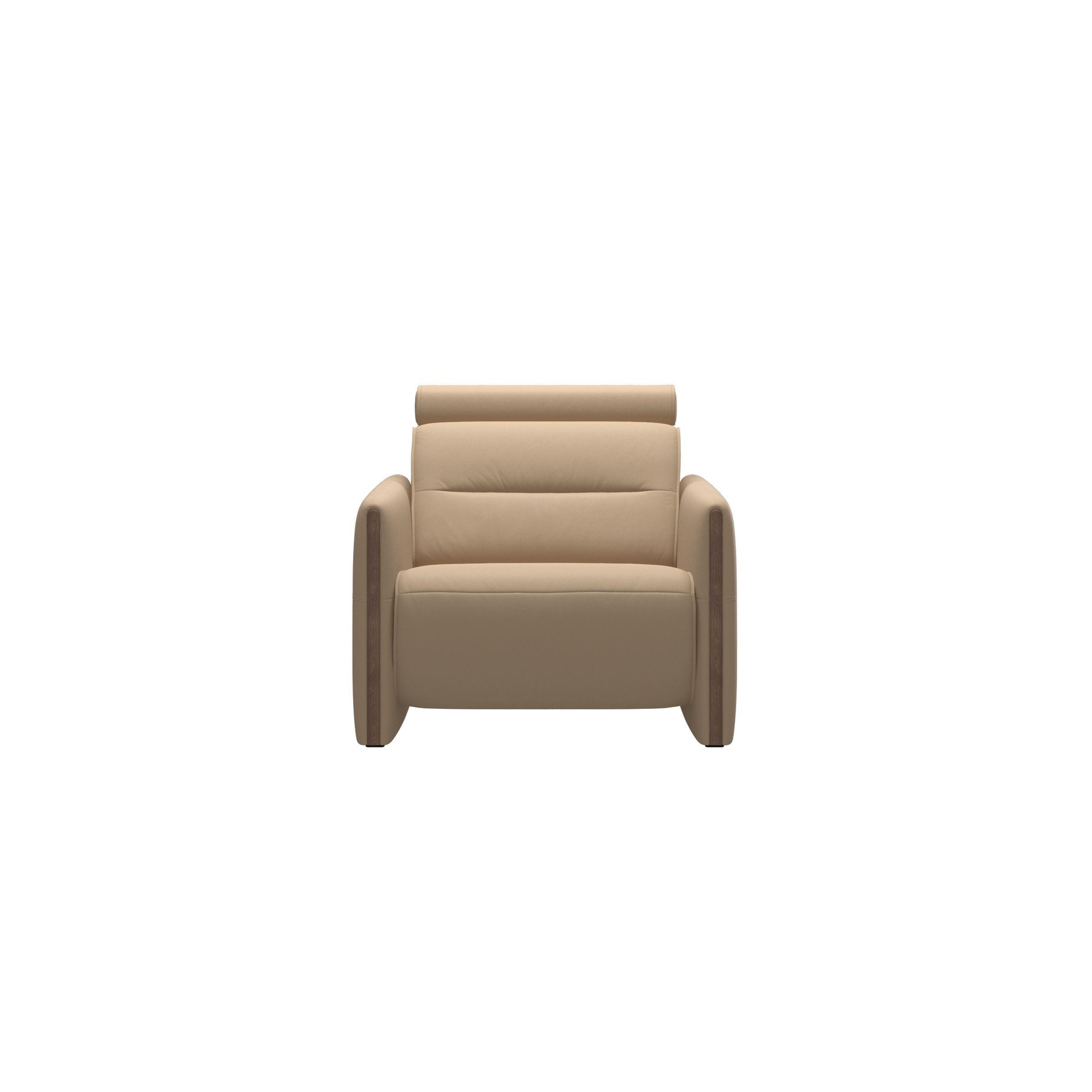 Emily Arm Wood Power Chair