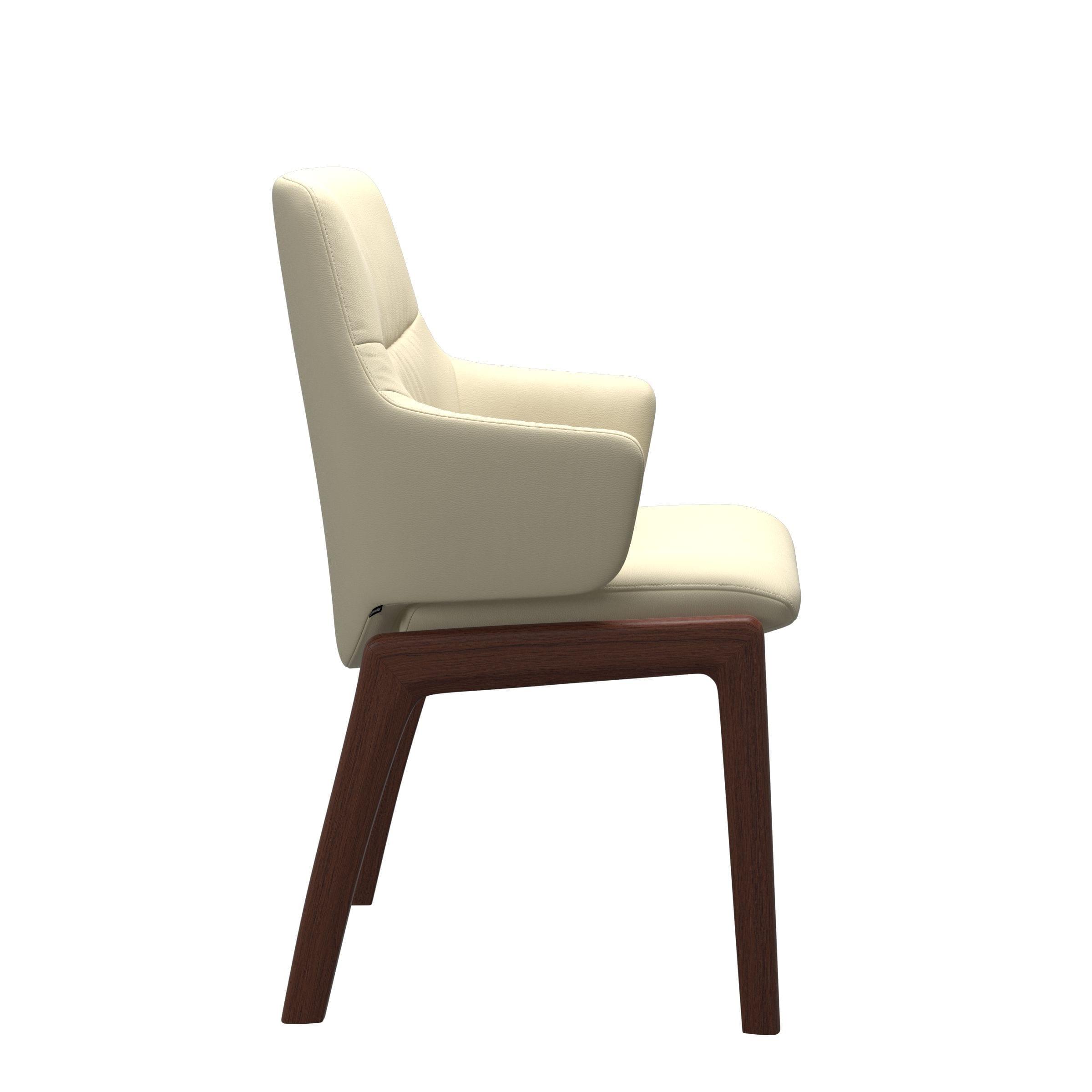 Min Low Back D100 Arm Chair 2
