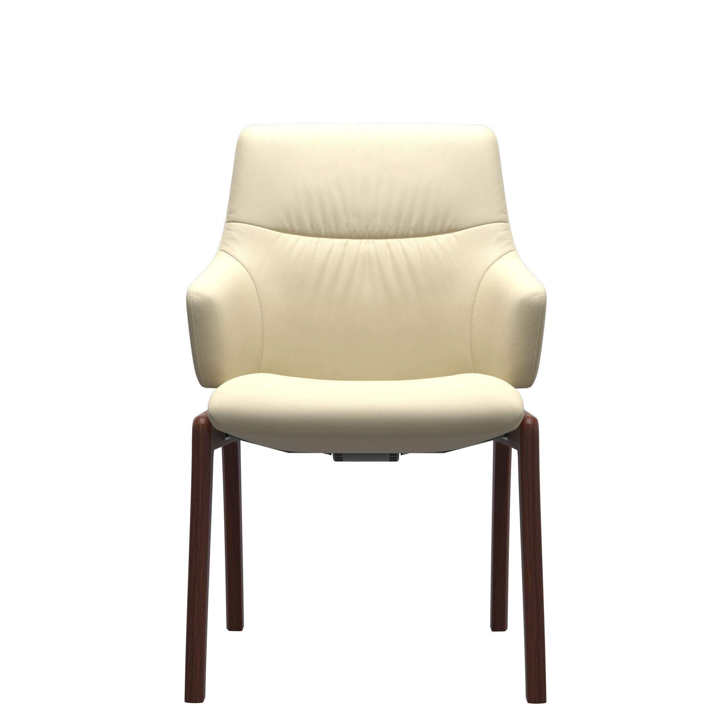 Min Low Back D100 Arm Chair