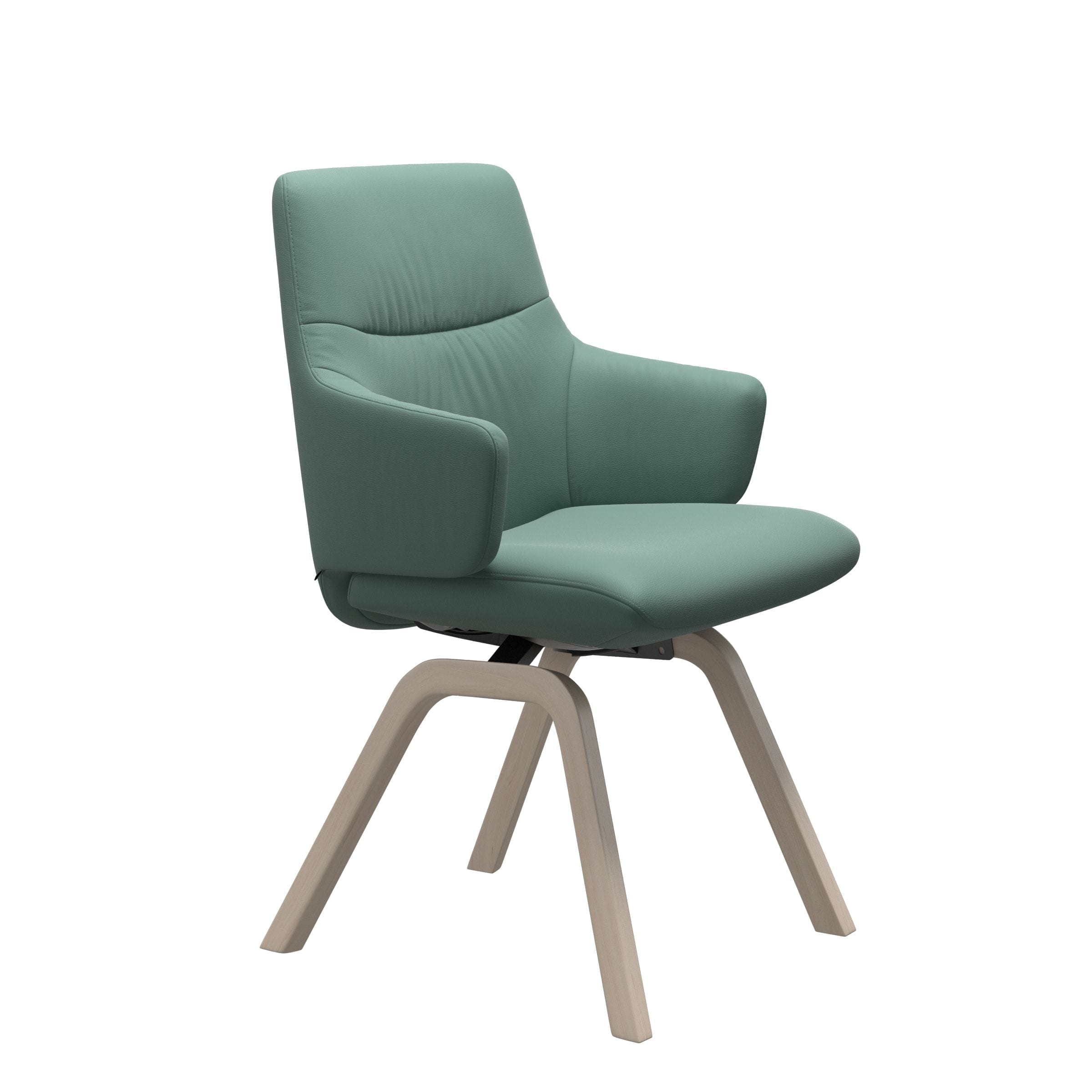 Mint Low Back Armed Chair D200 3