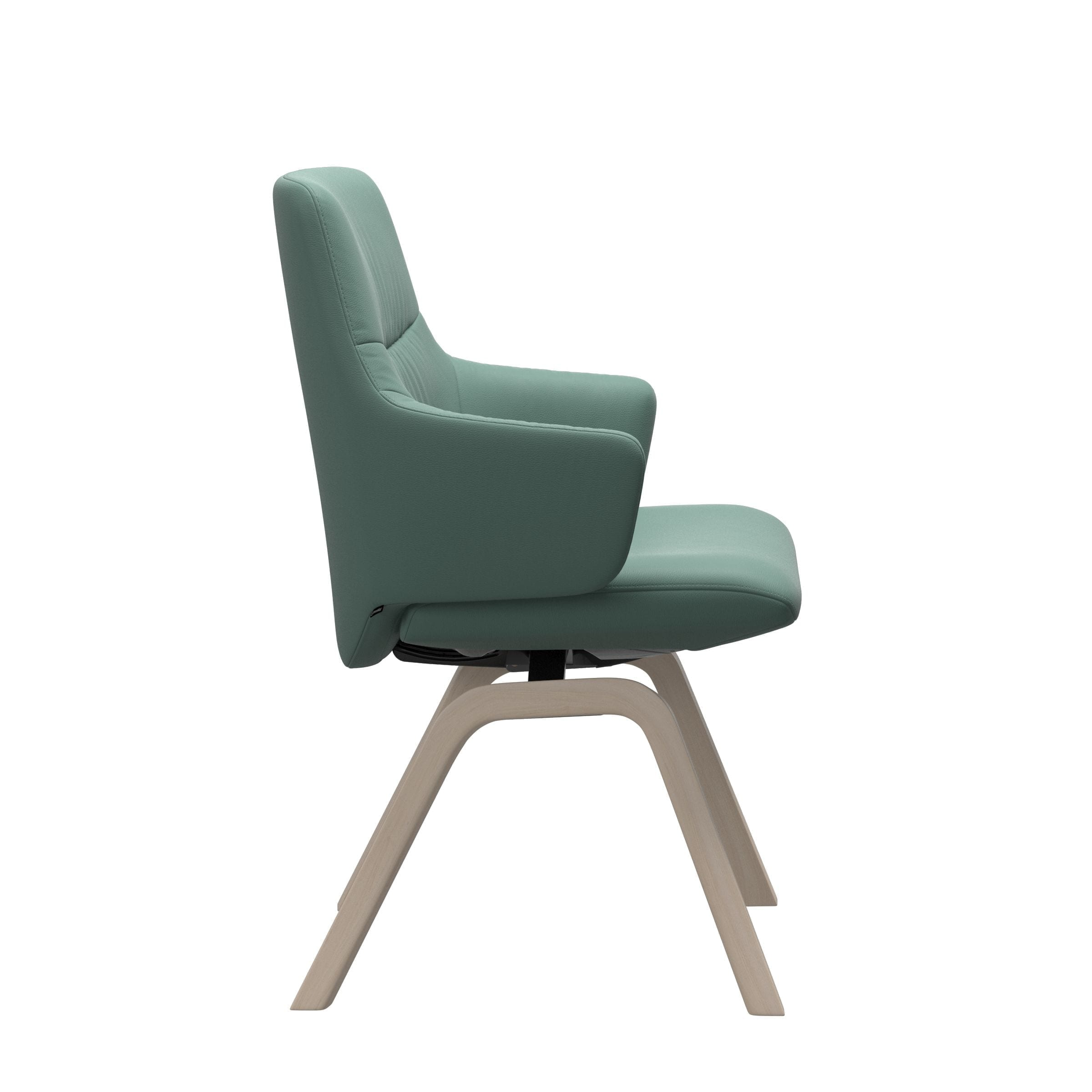 Mint Low Back Armed Chair D200 2