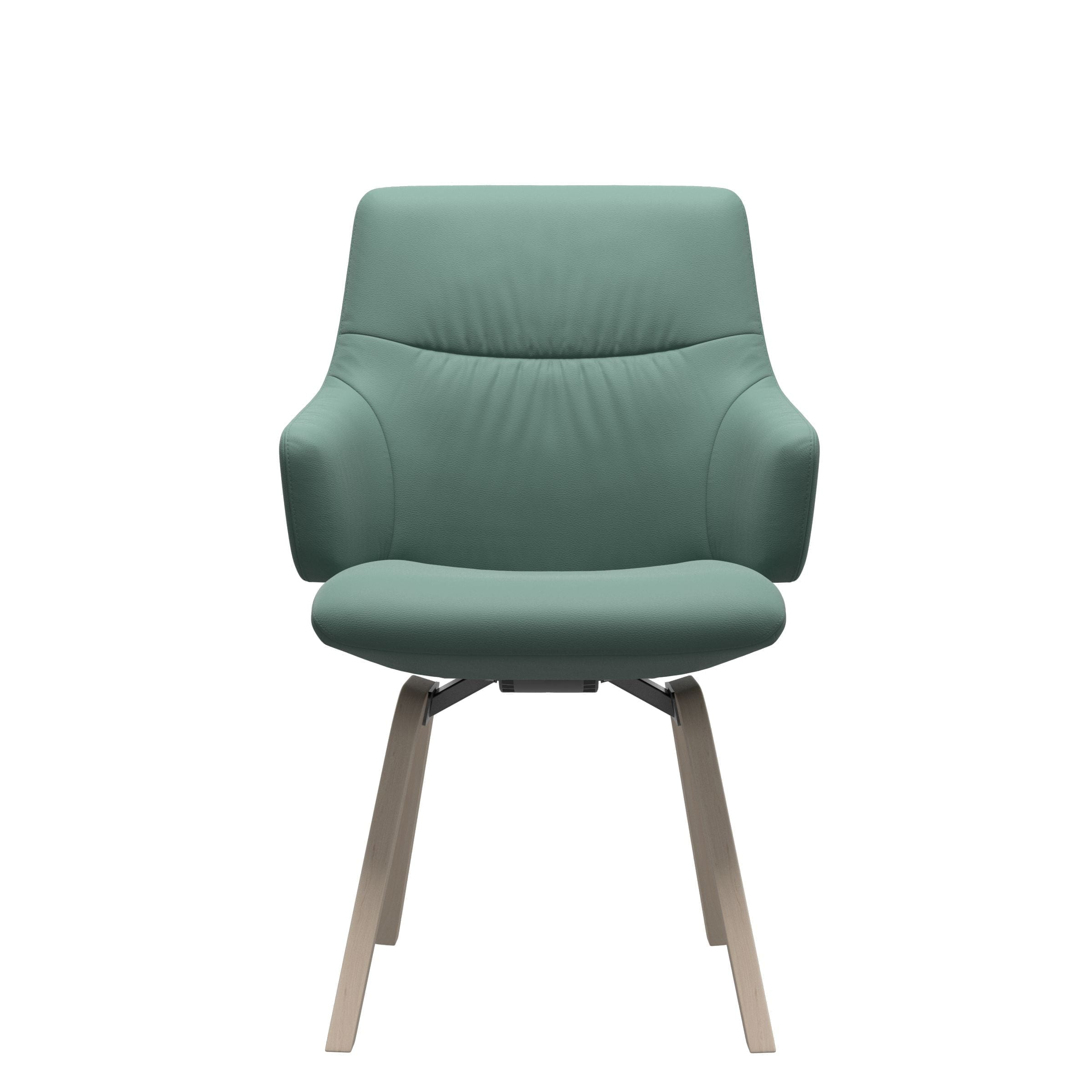 Mint Low Back Armed Chair D200