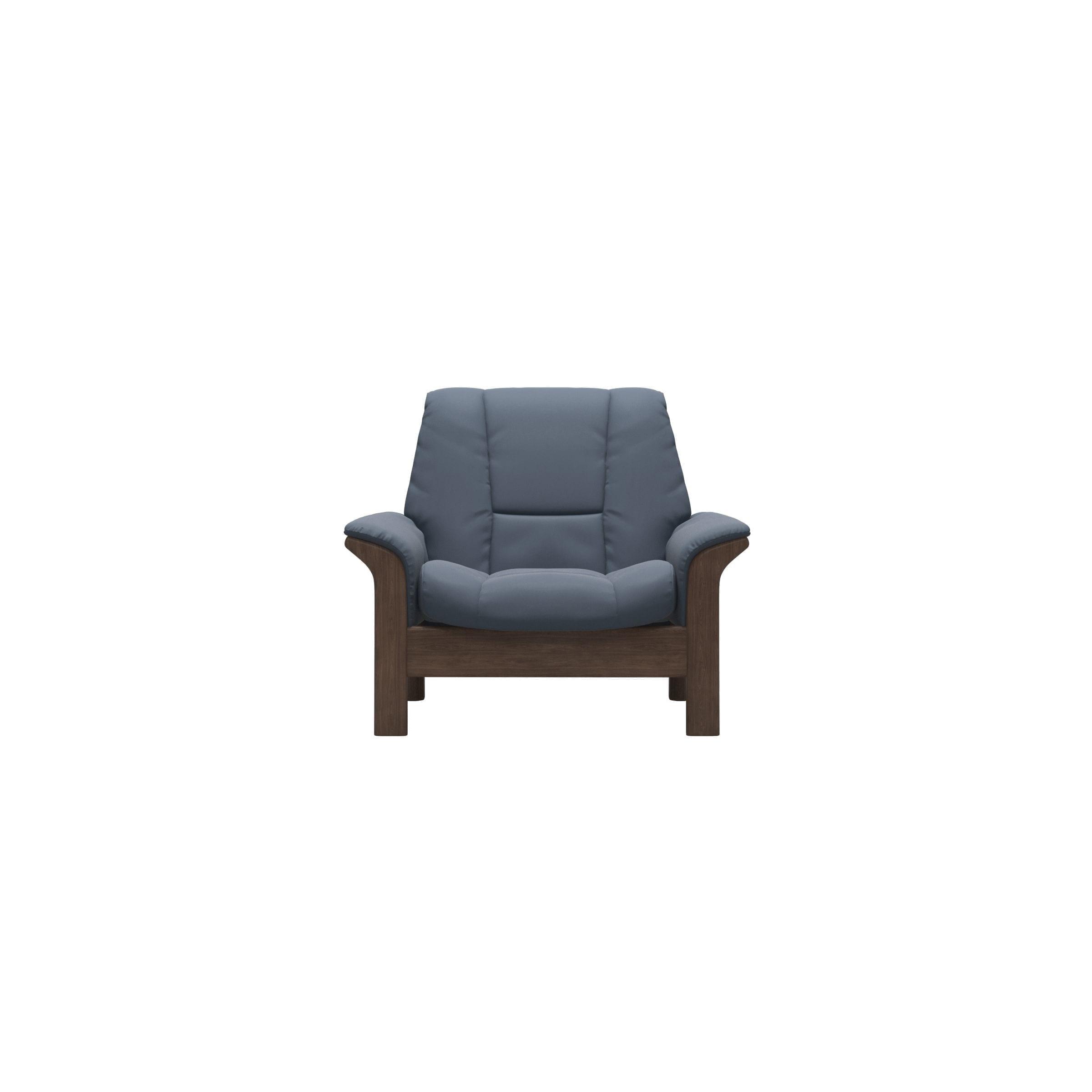 Buckingham Chair Low