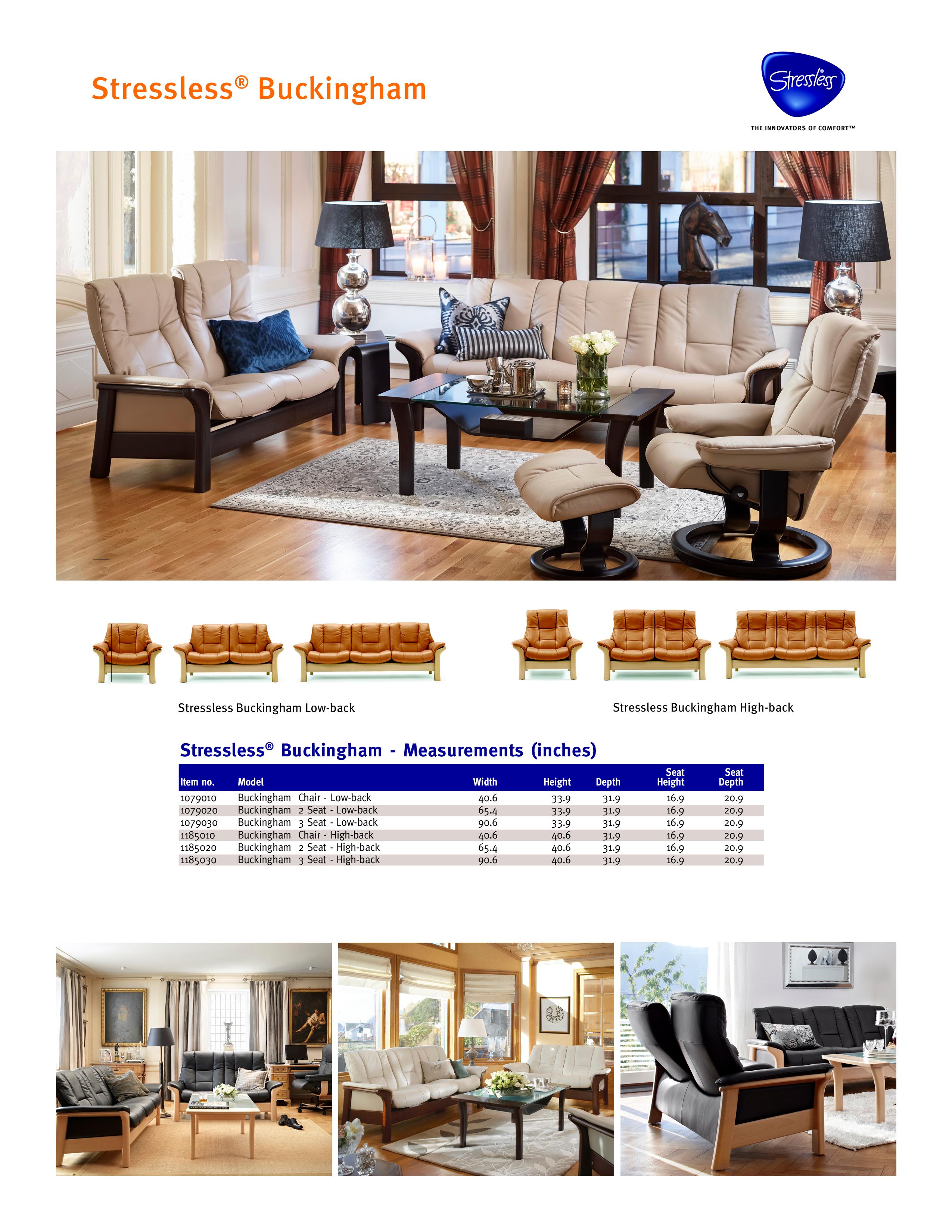 Buckingham Product Sheet