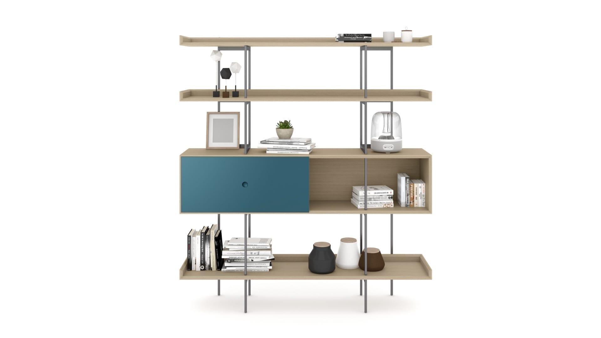 Margo 5201 Modern Display & Storage Shelf dok ma