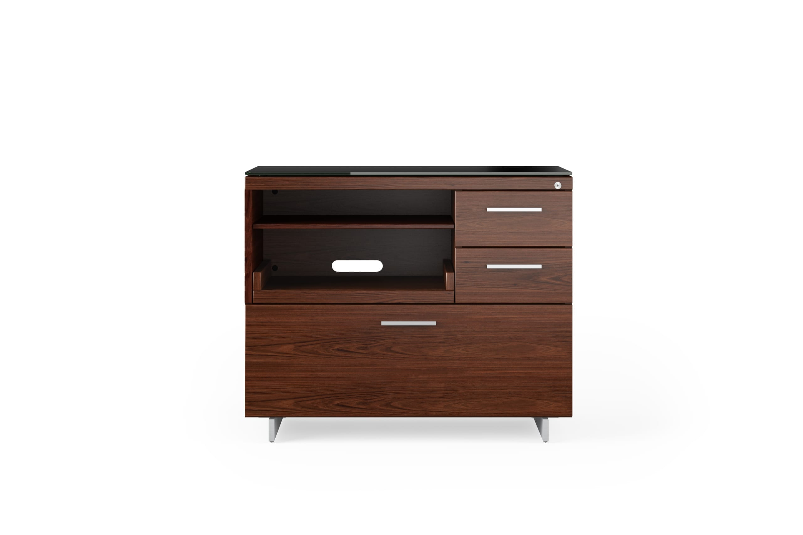 Sequel 6117 Multifunction Storage & Printer Cabinet CWL SN 1